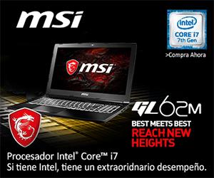 MSI GL62M