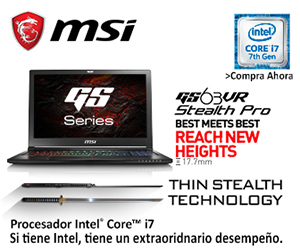 MSI GS63VR