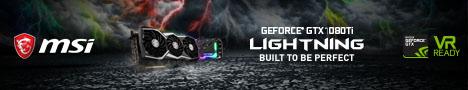 MSI GTX 1080 Ti Lightning