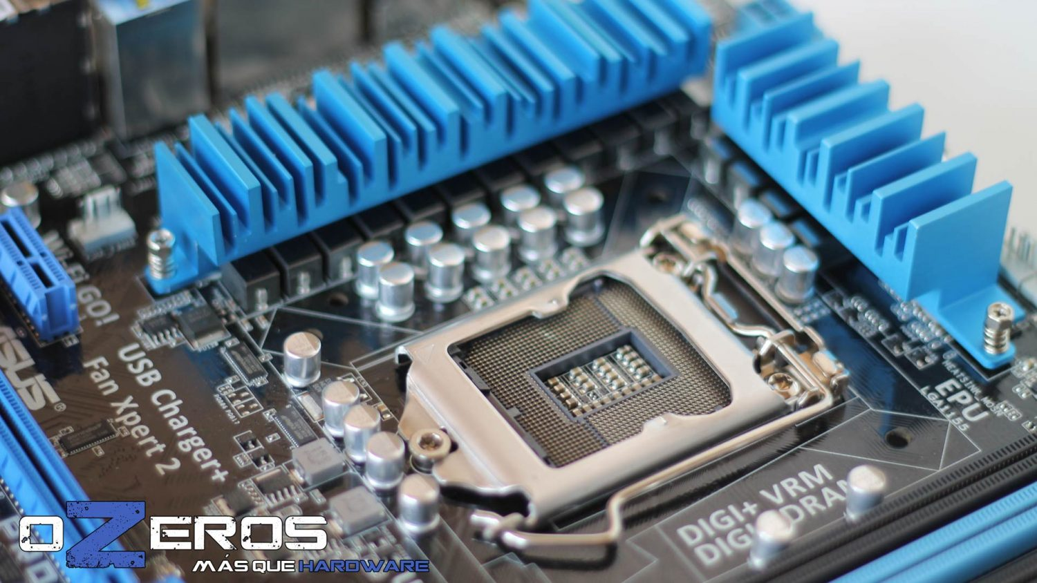 Review: ASUS P8Z77-V Pro | OZEROS