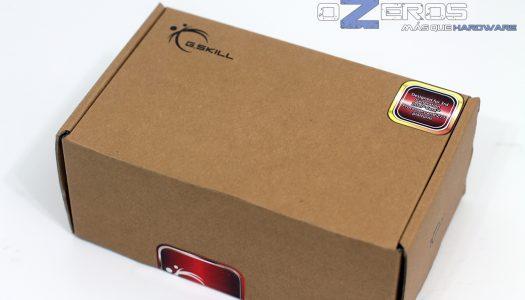 Review: G.Skill TridentX F3-2400C10D-8GTXD y F3-2666C11D-8GTXD
