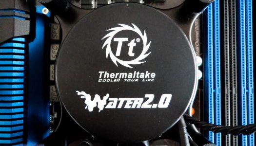 Review: Thermaltake Water 2.0 Extreme