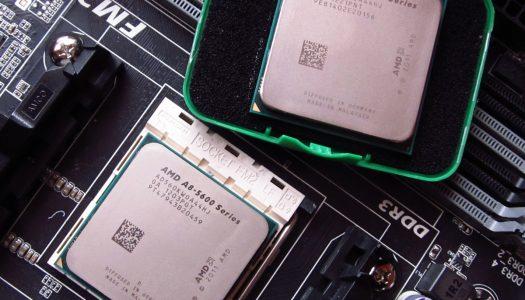 Review: AMD APU A10-5800K y A8-5600K Trinity