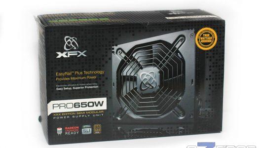 Review: XFX PRO 650W XXX Edition