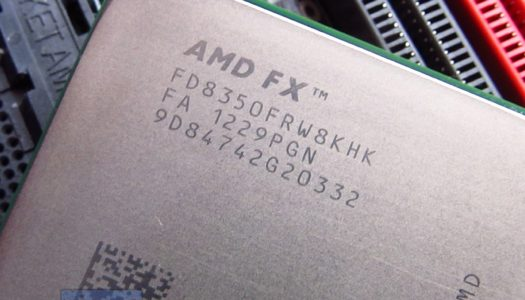Review: AMD FX-8350 Piledriver