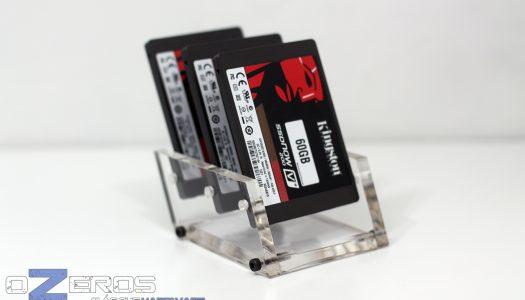 Review: Raid 0 Kingston SSDNow V200+ 60GB SVP200S37A/60G