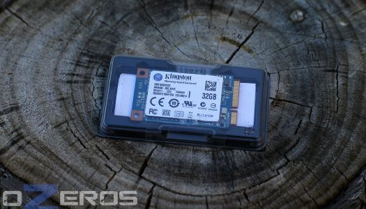Review: Kingston SSDNow mS100 32GB SMS100S2/32G
