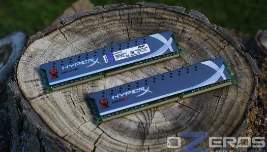 Review: Kingston HyperX PnP 1866 MHz 2x4GB KHX1866C11D3P1K2/8G