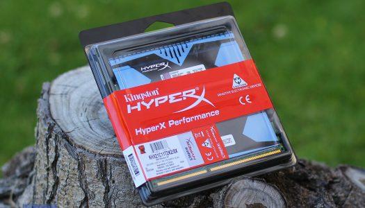 Review: Kingston HyperX Predator 2133 MHz 2x4GB KHX21C11T2K2/8X