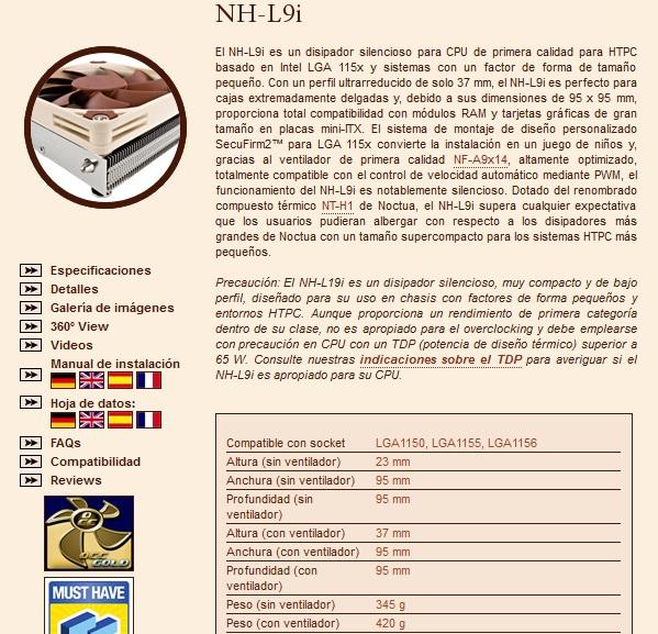 [N] El nuevo anclaje LGA1150 es compatible con los 1155/1556