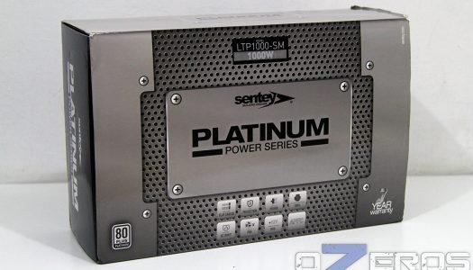 Review: Sentey 1000W Platinum Power Series