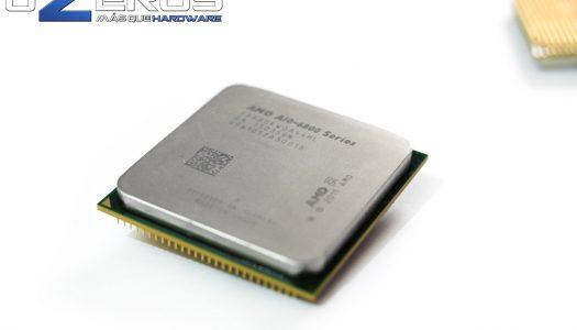 Review: AMD APU A10-6800K y A10-6700 Richland