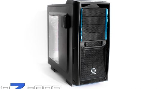 Review: Gabinete Thermaltake Chaser A41