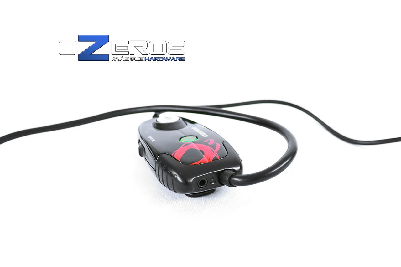 Review Aud 237 Fonos Ozone Gaming Onda 3hx Multiplataforma
