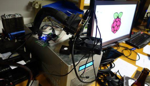 Raspberry Pi es llevado al 114% de overclock, estable para frecuencias de 1,5 GHz