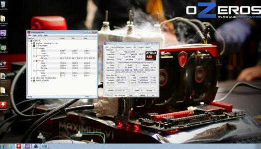 Video Guía: Cómo hacer Overclocking en AMD APU para uso diario 24/7