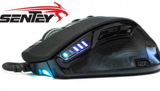 Review: Sentey Revolution Pro GS-3910, El mouse para aumentar tu precisión