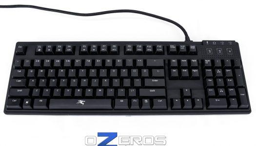 Review: Teclado Gamer Sentey CobaltPro GS-5910, la opción para el Pro Gamer.