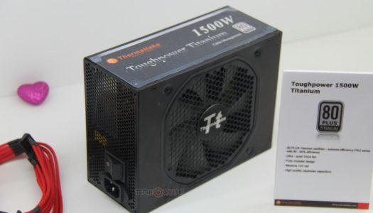Computex 2014: Thermaltake revela la Toughpower Titanium 1500W PSU
