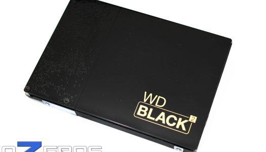 Review: WD Black² Dual Drive, Almacenamiento de Disco duro y SSD en sólo 2.5″