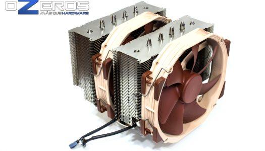 Review: Disipador para procesador Noctua NH-D15