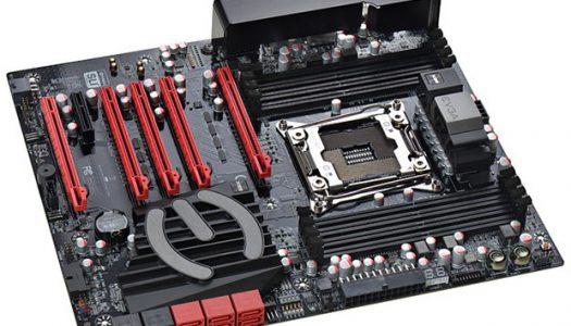 EVGA entrega una muestra de sus nuevas placas madre X99 para Haswell-E