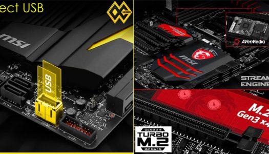 MSI muestra caracteristicas unicas en sus placas madre para la nueva plataforma X99