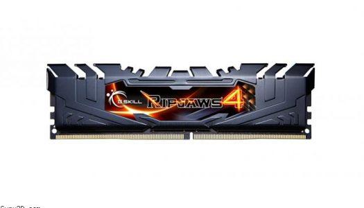 G.Skill anuncia modulos DDR4 de hasta 3200MHz al lanzamiento de Haswell-E – X99 se ve prometedor