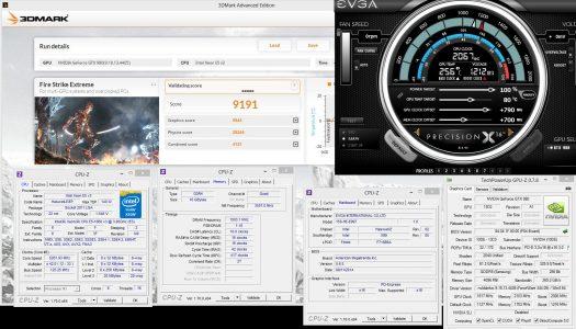 GTX 980 comienza a romper récords en 3Dmark, gracias a K|NGP|N, TiN y EVGA