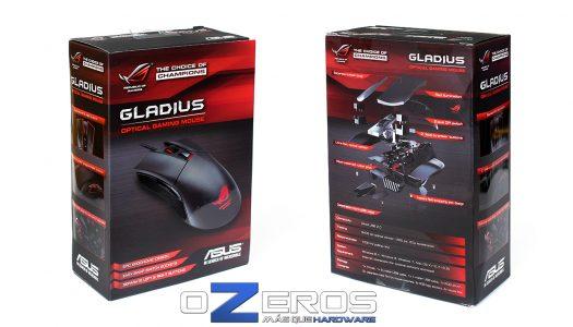 Review: Mouse Gamer Asus Gladius, una nueva arma para tu PC de la familia ROG
