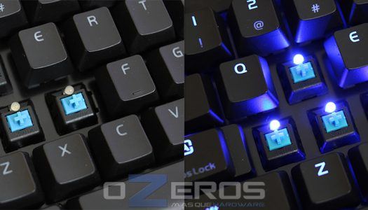 Review: teclado mecánico Tt eSPORTS Poseidon Z iluminado