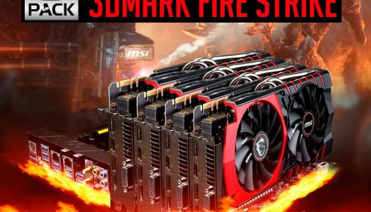 MSI X99S XPOWER AC  y un 4-way SLI de GTX980 MSI GAMING rompen el récord en 3Dmark FireStrike