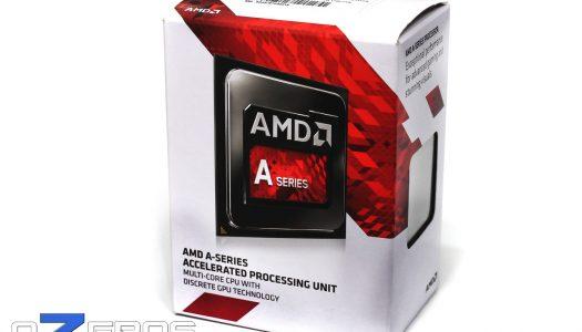 Review: Procesador AMD APU A10-7800, equilibrando el máximo rendimiento v/s un bajo consumo