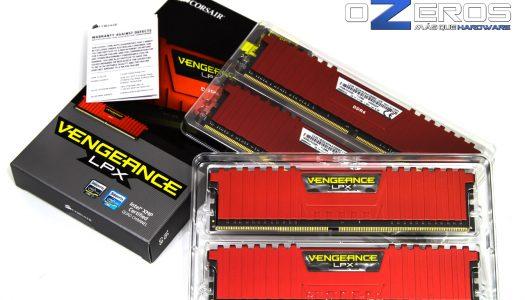 Review: Memorias DDR4 Corsair Vengeance LPX 16GB 2666 MHz (CMK16GX4M4A2666C15R)