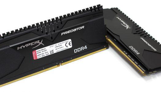 Review: Memorias RAM HyperX Predator DDR4 Kit de 32GB HX424C16PBK4/32