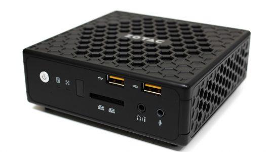 Review: Mini PC Zotac ZBox CI320 Nano Plus, minimalista, versatilidad y rendimiento