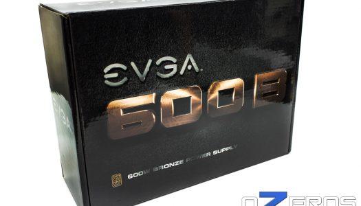 Review: Fuentes de Poder EVGA 600B y NEX750B SuperNova, ¿Simplicidad o un pequeño titan?