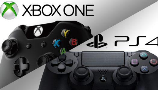 La PS4 y la XBOX ONE se venden mejor que la pasada generación