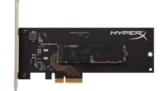 Review: SSD PCIe HyperX Predator M.2 480GB (SHPM2280P2H/480G)