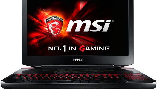 Review: Notebook MSI GT80 Titan 2QE, El primer portátil Gamer con teclado mecánico