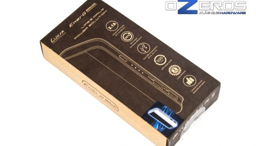 Review: Batería externa Luxa2 EnerG 8800 mAh by Thermaltake.