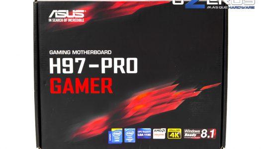 Review: Placa Madre ASUS H97-Pro Gamer – Por que Z no lo es todo.