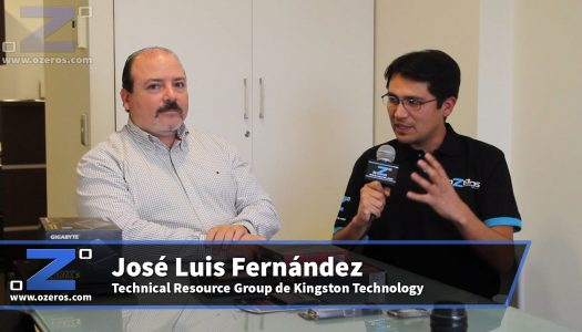 Entrevista a José Luis Fernández, Technical Resource Group de Kingston Technology
