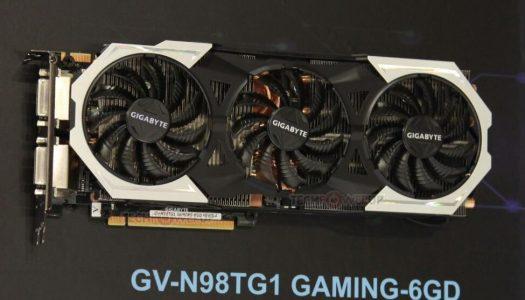 Computex 2015: GIGABYTE también muestra lo suyo con la GeForce GTX 980 Ti G1 Gaming
