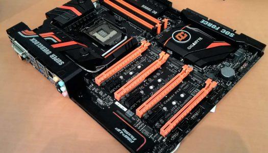 Gigabyte Z170-SOC Force Socket LGA1151 aparece en imágenes no oficiales