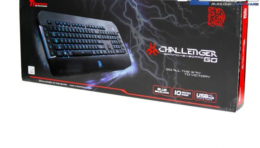 Review: Teclado Tt eSports Challenger Go – El teclado de membrana más rapido