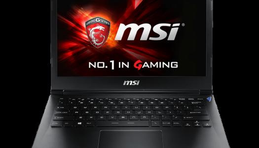 Review: Notebook MSI GS30 2M Shadow + Gaming Dock, transfórmalo en un PC Gamer
