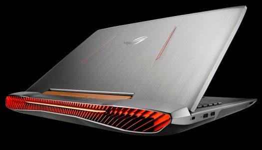 ASUS anuncia el nuevo notebook Republic of Gamers G752