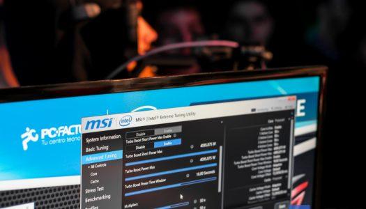 Así fue el lanzamiento de Intel Skylake en Chile: LN2 y una noche de puro overclocking