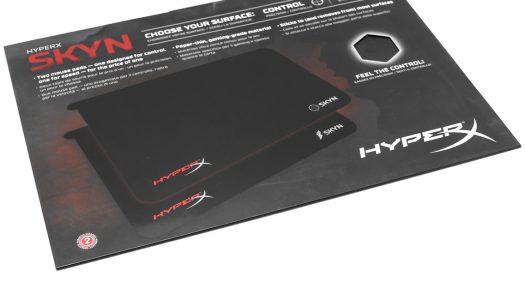 Review: Mouse pad HyperX SKYN, Siente el control y la velocidad